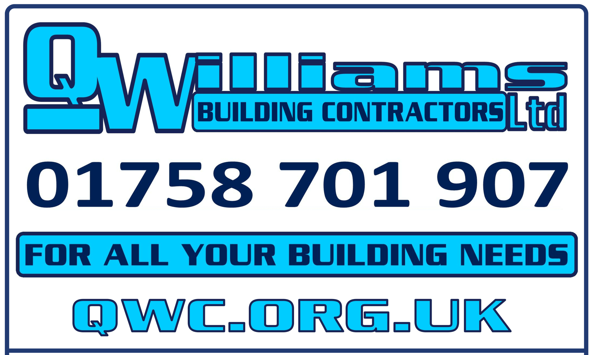 Quinton Williams Builders Logo